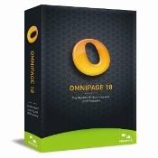 Omnipage 18 Full Retail Box for Windows
