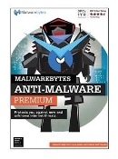 Malwarebytes Anti-Malware Premium 3 PC 1 yr Full Retail Box