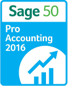 Sage 50 Pro Accounting 2016 Full Retail Box PC