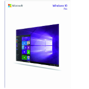 Microsoft Windows 10 Pro 32/64-bit USB Flash Drive Retail