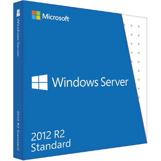 Microsoft Windows Server 2012 R2 Standard Full Retail BOX 10 CAL
