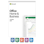 Office Home & Business 2019 1User PKC PC/MAC