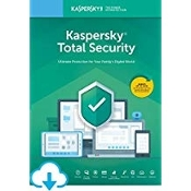 Kaspersky Total Security 2017 - 3 Devices / 1 Year