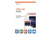 Microsoft Office 365 Home Premium - PKC (1 year) - 6 PC/MAC