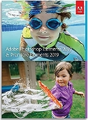 Adobe Photoshop Elements 2019 & Premiere Elements 2019 DVD
