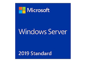 Microsoft Windows Server 2019 Standard  OEM 64 Bit 16 Core